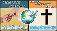 Adoption Airfare Logo