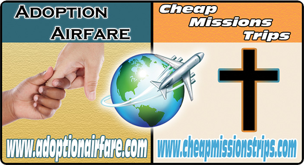 Adoption Airfare Retina Logo